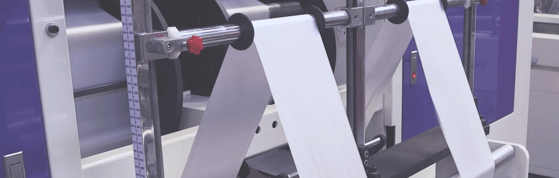 Plastic Bag Making Machine Manufacturers - Parkins Plastic ...