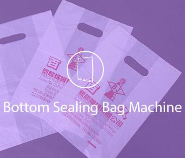 Bottom Sealing Bag Machine