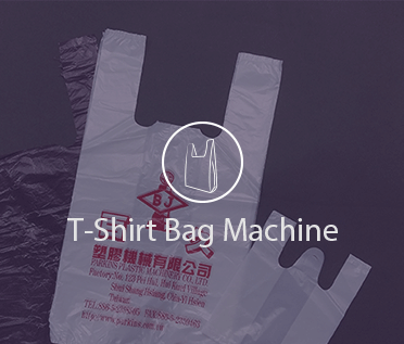 T-Shirt Bag Machine