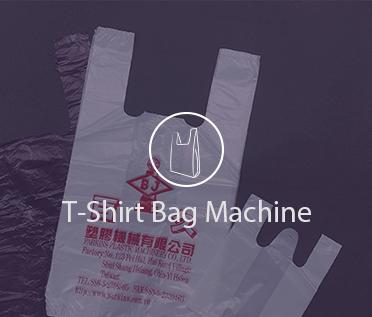 T-Shirt Bag Machine