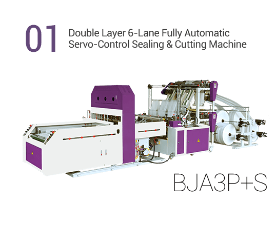 Parkins Bottom Sealing Machine