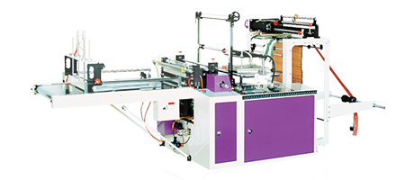 Other Plastic Bag Making Machinery